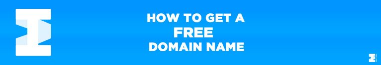 Banner Tutorial Free Domain Name